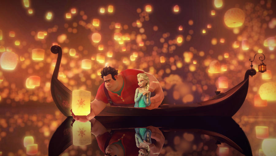 I See The Light By Identity511 On DeviantArt Tangled Wallpaper