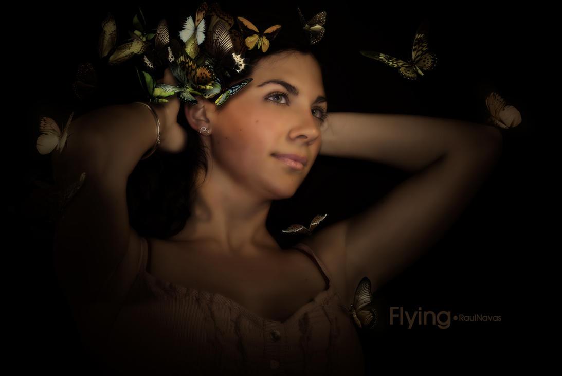 Flying by raulmas