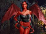 Jessica A. Devil Girl