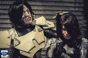 Gunnm - Battle Angel Alita cosplay