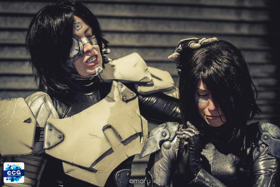 Gunnm  Battle Angel Alita cosplay by dinotiste on DeviantArt