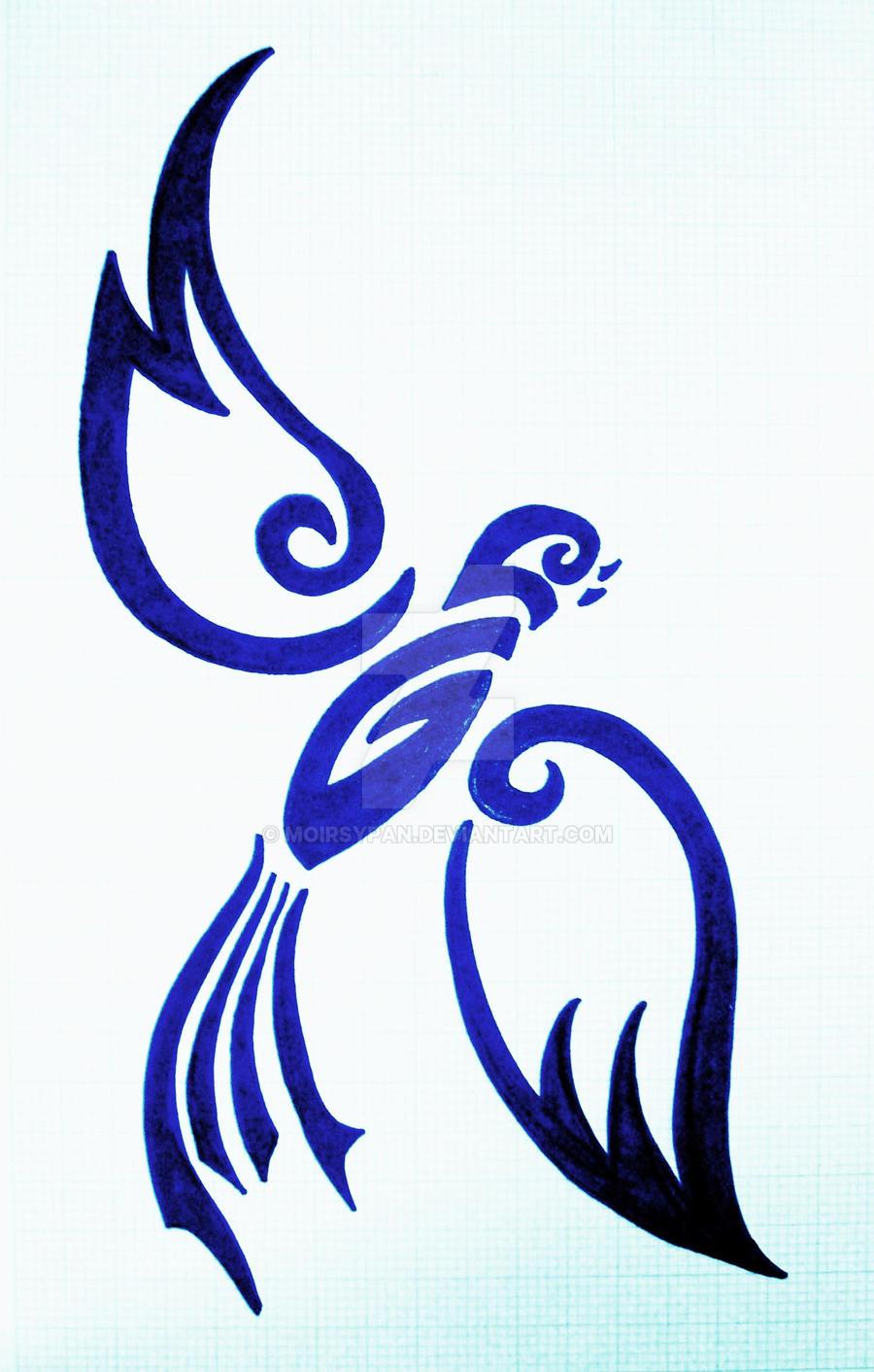 Swallow Tribal 85