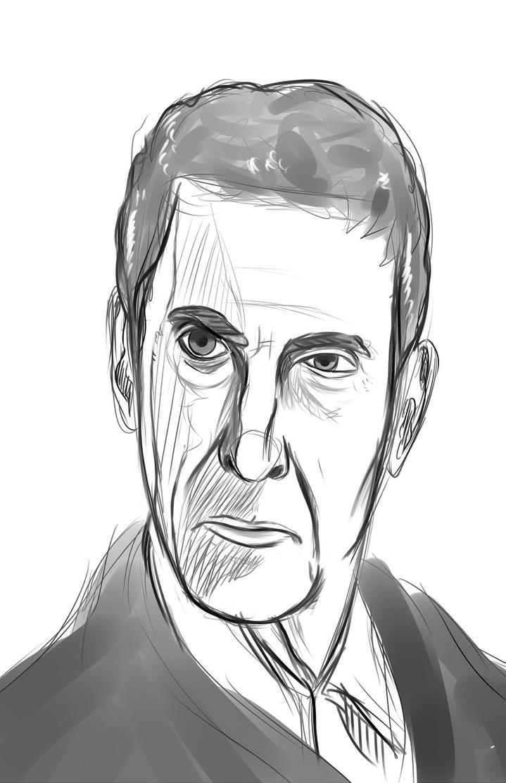 12th Doctor by Dav69