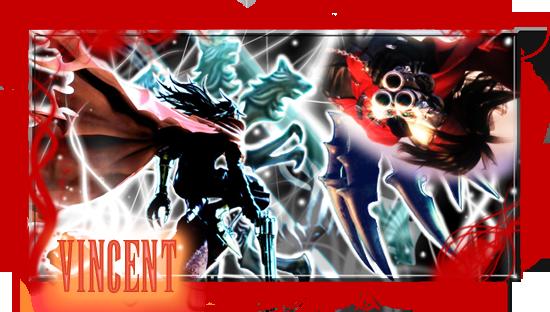 Final Fantasy VII - Vincent by TamashiiSama
