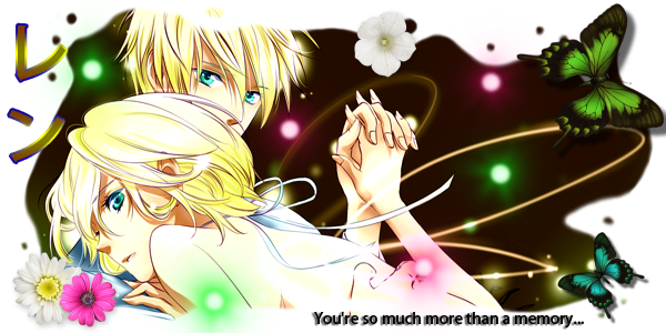Vocaloid 2-Kagamine Kyoudai V2 by TamashiiSama