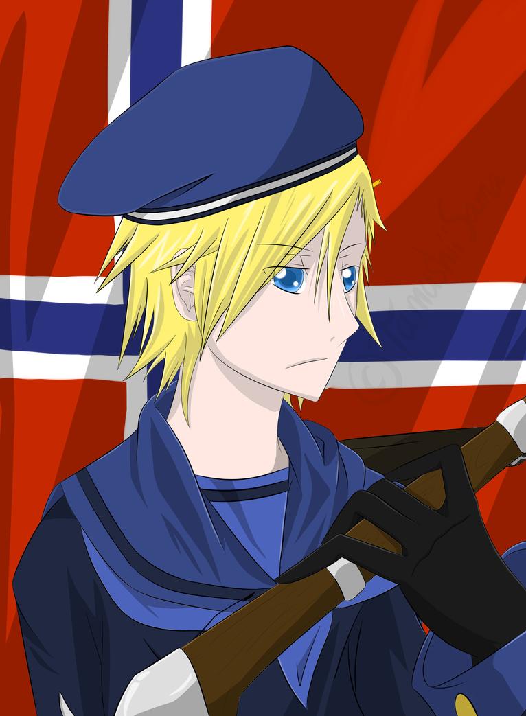 Norway - Fan Art by TamashiiSama