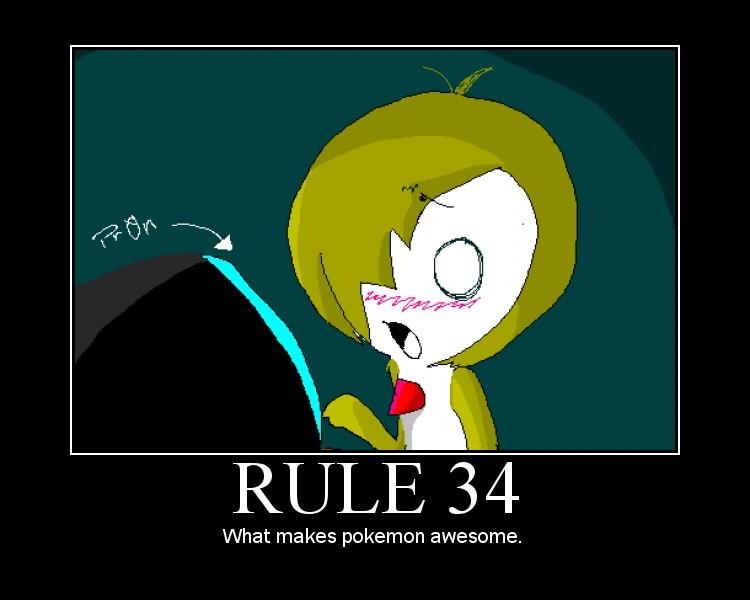 Gardevoir Rule 32