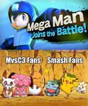 Megaman in Smash in a nutshell