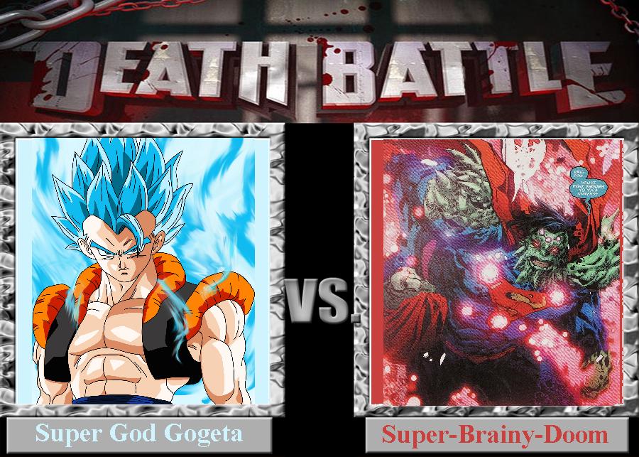 Goku vs Superman Ultimate Fusion Edition by Pikazilla1956 ...