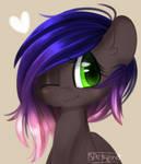SilentWulv has a Cutie by SallyLapone