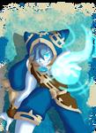 [Fan-Art] Eliotrope -male-