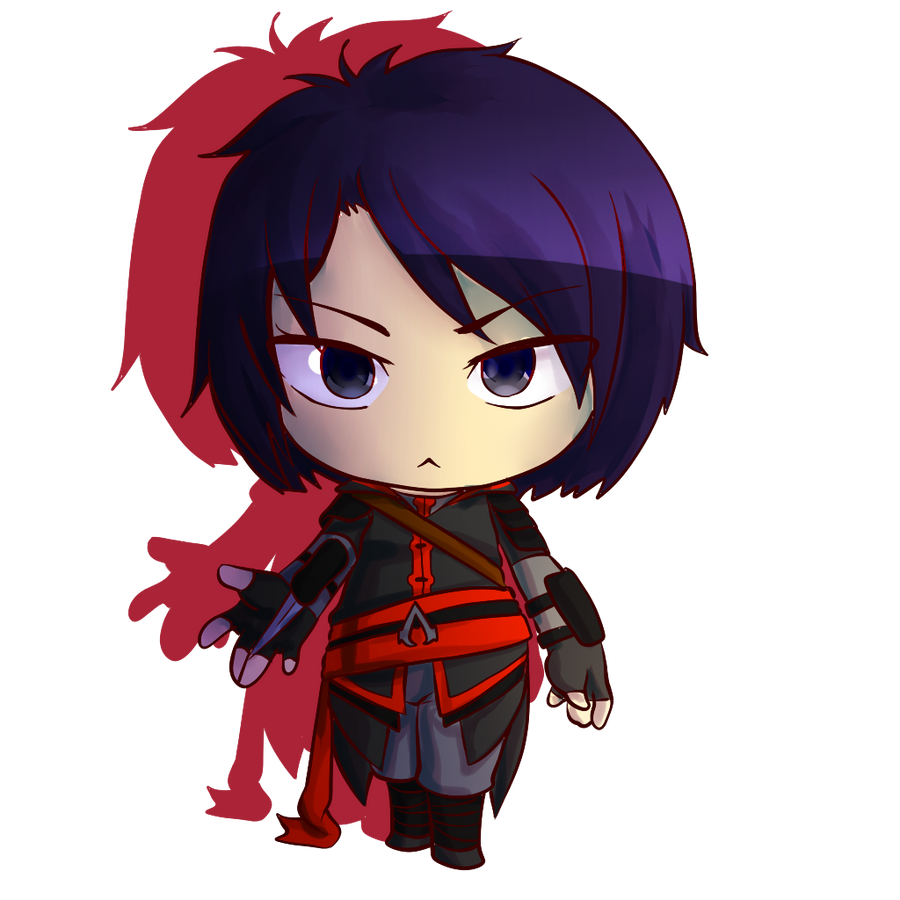 Fan Art Assassin S Creed Shao Jun Chibi By Aude Javel On Deviantart