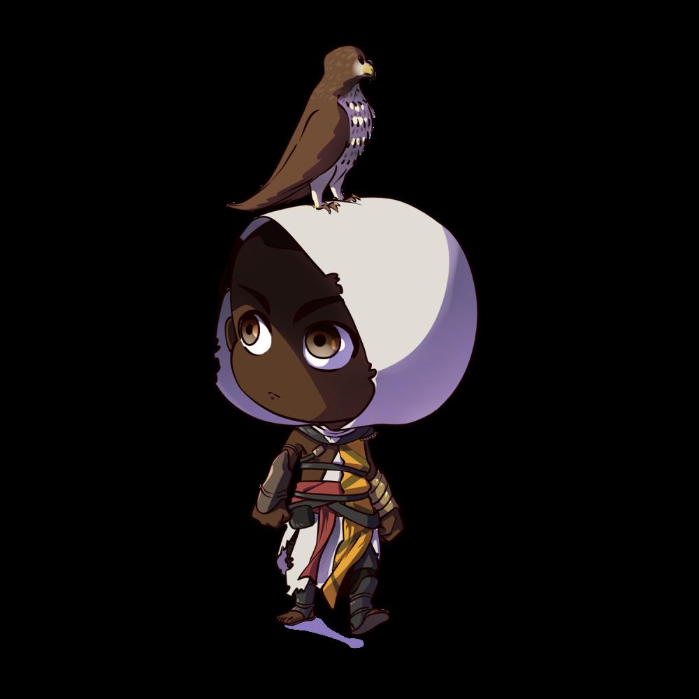 Assassin S Creed Origins Bayek By Aude Javel On Deviantart
