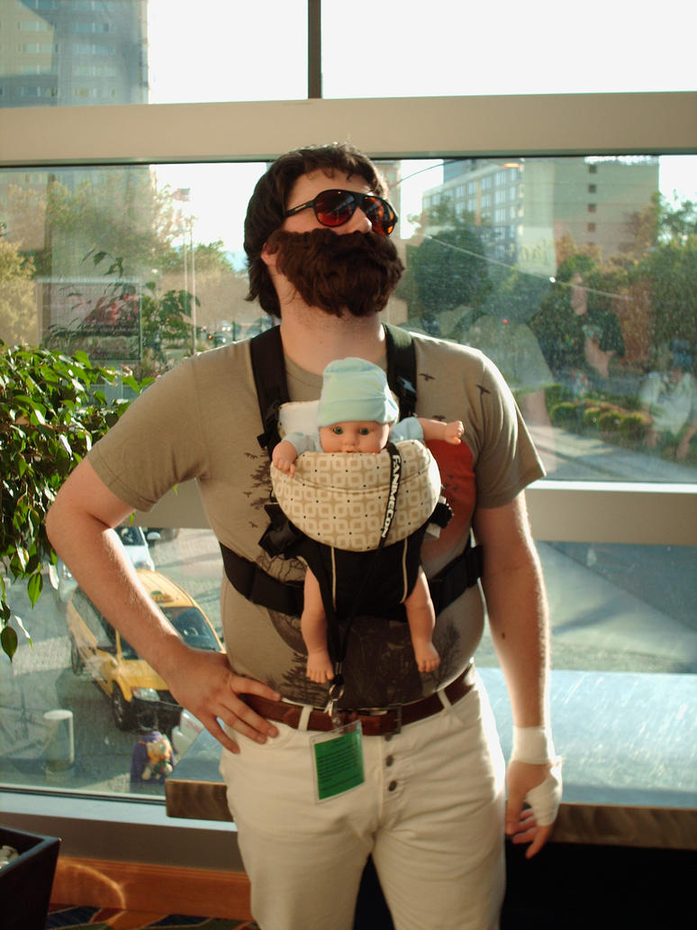Hangover Cosplay by The-Animeniac