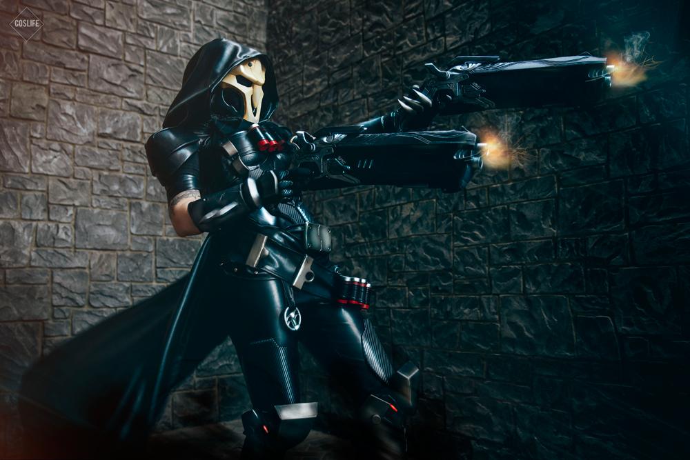 jinx cosplay spotlight reaper