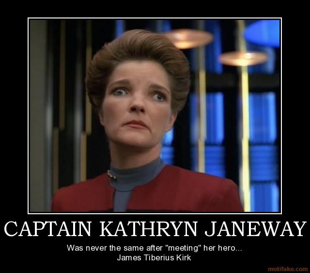 Janeway goes derpa herp by DoomZor1987
