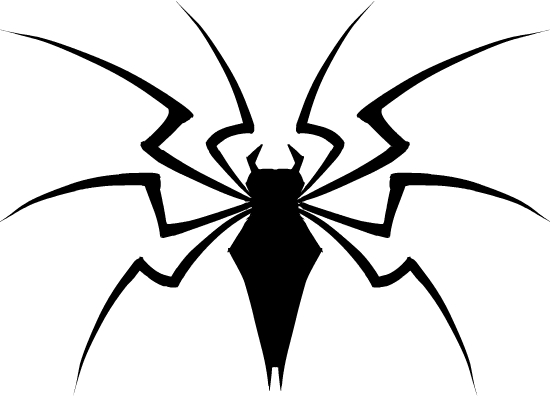 Spider Logo by LiuKai