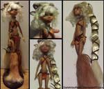 OOAK Faun Doll