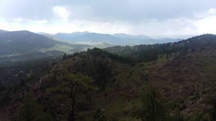 Mt Falcon Mountain view edited