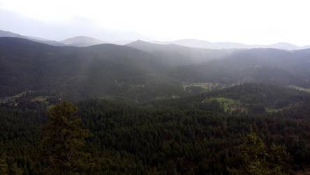 Mt Falcon Mountain view 3 edited