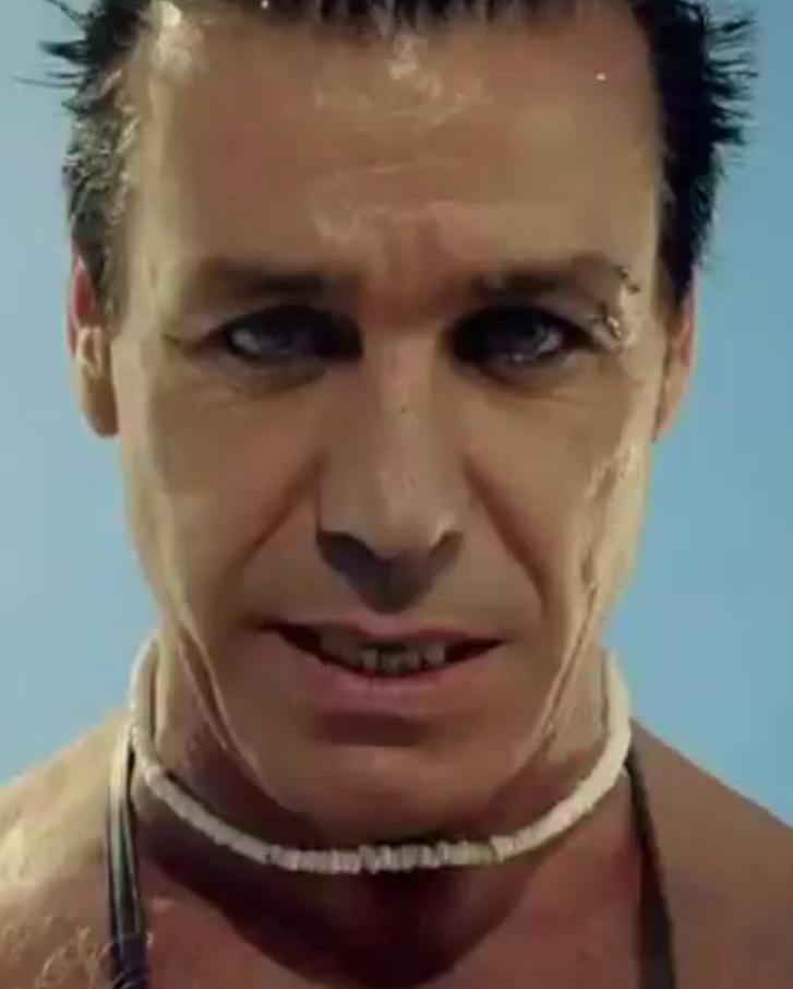 Herr Till Lindemann by rammoholic