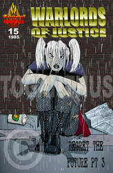 Warlords of Justice Issue 15