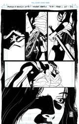 Wonder Woman page test 1
