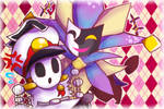 General Guy and Dimentio