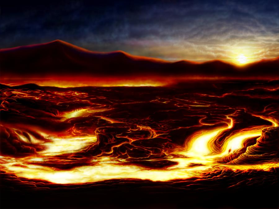 BG Stock 06 - Near to Inferno by ArnaTornwolf