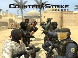 Counter Strike Wallpaper by CobraCalhoun