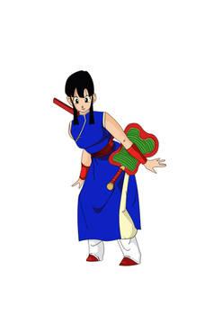 Chou Dragonball Chi Chi Color