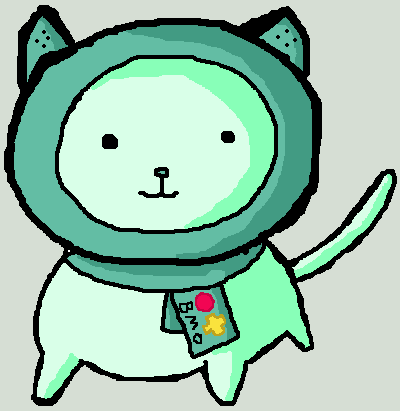Beemo Kitty by icanhascheezeburger