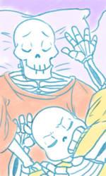 The sleeps by Toki-chinko