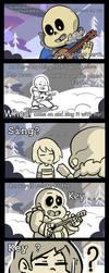 Undertale Universe? by Toki-chinko