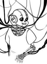 Robo Sans by Toki-chinko