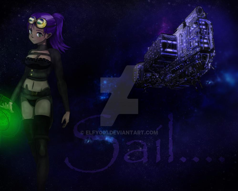 Sail by elfy001