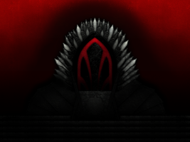 Iron throne by kerfank