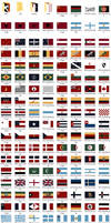 Hoi4 Unified Flags by kerfank