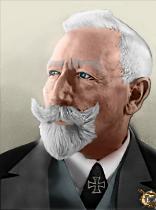 Portrait Kaiser Wilhelm II by kerfank