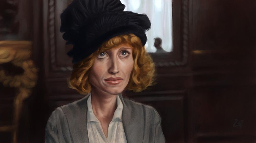 Selfridge's II (Valerie Maurel)