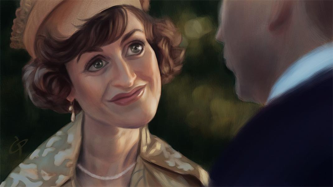 Selfridge's III (Lady Mae again)