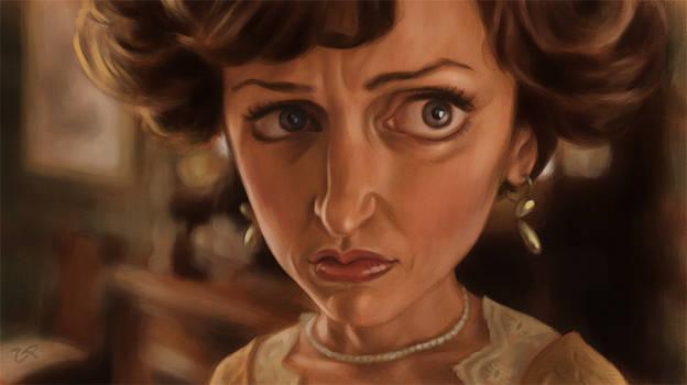 Selfridge's XIII (Lady Mae, yet again)