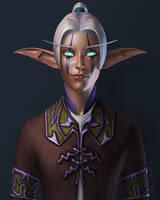 Night Elf Again by gapriest