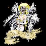 Angewomon Tattoo