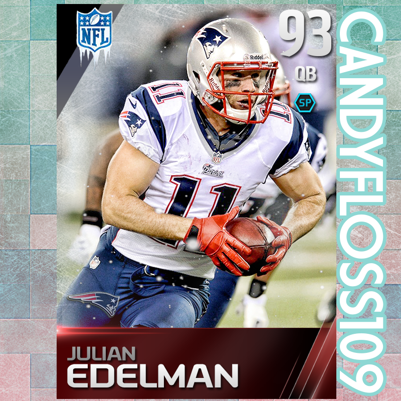 Image result for julian edelman card