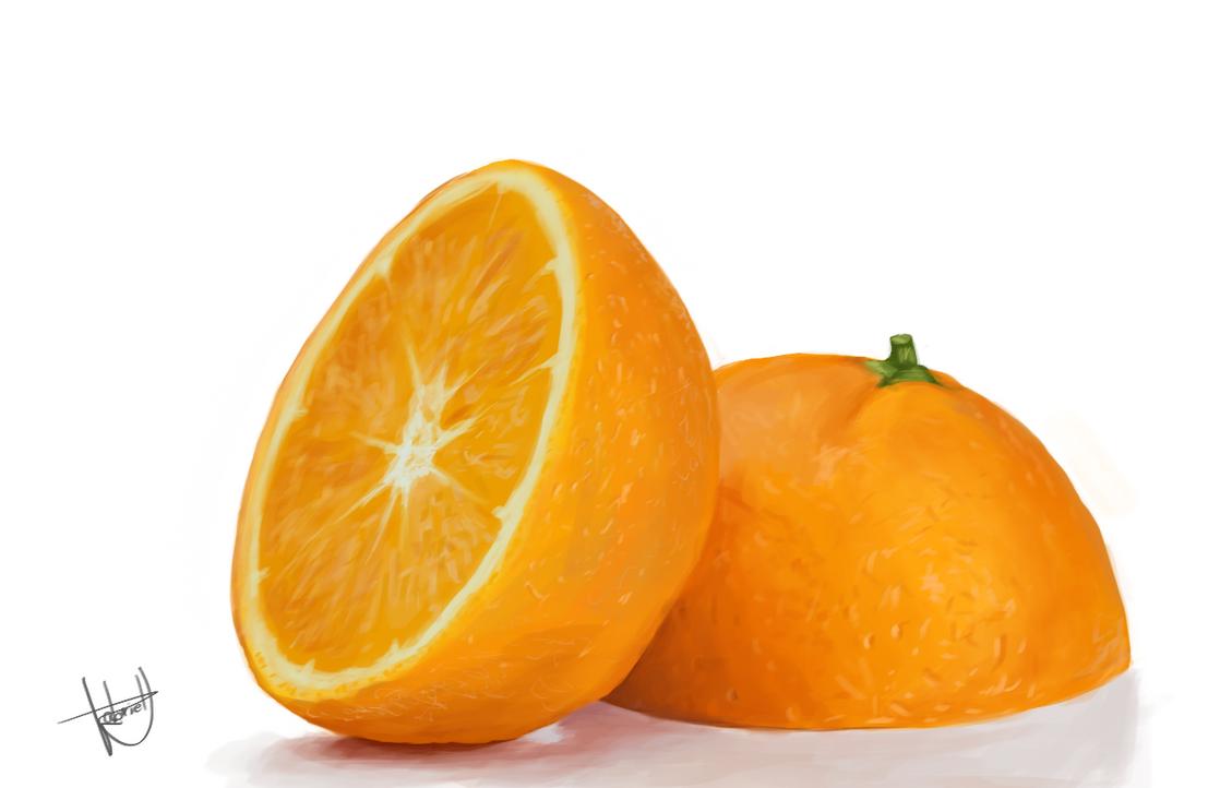 Orange by GabrielMarafigo