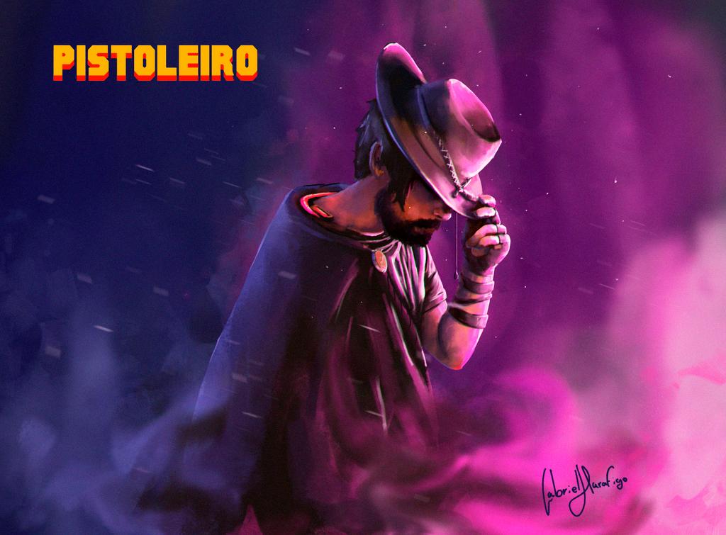 Pistoleiro by GabrielMarafigo