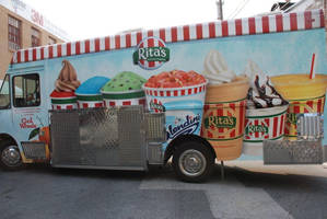 rita's water ice vehicle wrap 4