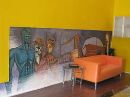 watchmen property management mural