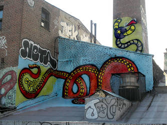 bqe/flushing warehouse tentacle